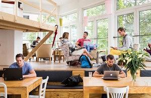 Se imponen las oficinas compartidas massnegocios for Oficinas compartidas