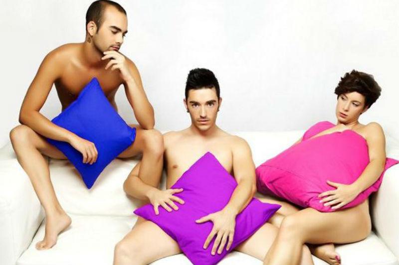 Фото свингеров бисексуалов лизунов